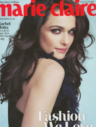 Marie Claire September 2012